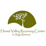 image of hemet valley recovery center logo