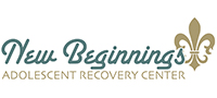 New Beginnings Adolescent Recovery Center logo